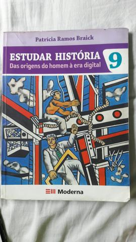 Livro de historia (das origens do homem a era digital 9 ano)