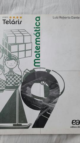 Livro de matematica projeto telaris 9 ano