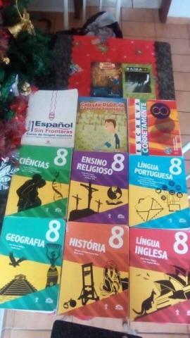 Livros da Educação Adventista 8º ano