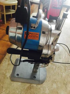 Maquina de cortar tecidos marca Marbor 5 polegadas