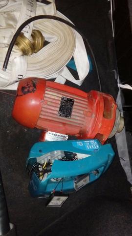 Motobomba centrifuga hidrojato regulavel, trifasico incendio