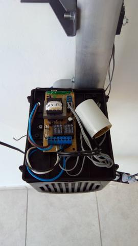 Placa de motor de portão + 1 controle de brinde 150 reais