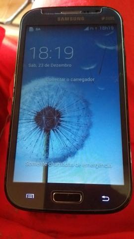 Samsung Gran Duos pra vender logo