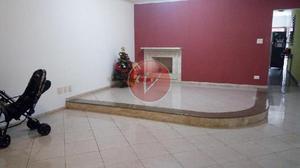 Sobrado residencial para locação, Vila Camilópolis,