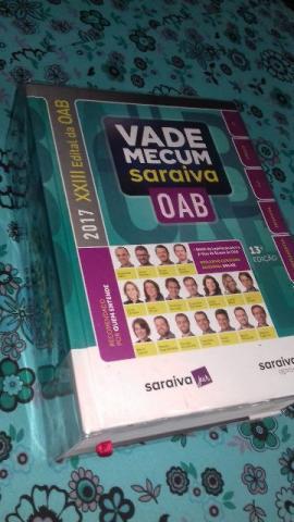 Vade Mecum Saraiva. 13ª OAB e Concursos