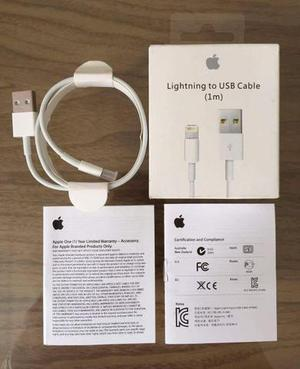 Cabo Lightning de 1 Metro Para iPhone (ORIGINAL)