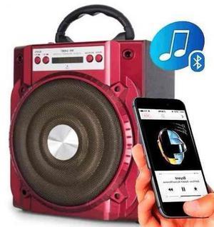 Caixa De Som Mp3 Radio Bluetooth Ms-140bt 15W