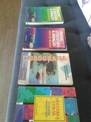 Livros (lote) ler abaixo-