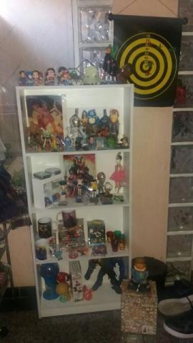 Pequenos brinquedos para colecionadores