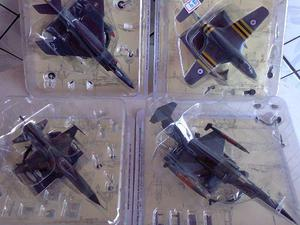 Promoção de carros e aviões para coleciona