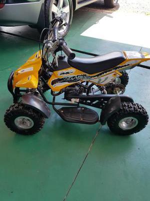 Quadriciclo mini 49cc