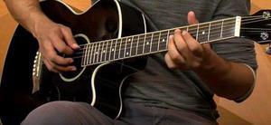 Voz e violão ritmos gospel