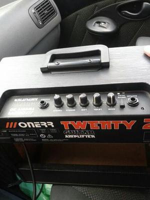 Amplificador onner twenty 20 wats semi-novo