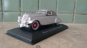 Carro colecionável Pierce Arrow Silver Arrow