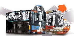 Coleção Grandes Biografias Do Cinema