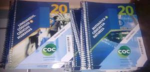 Coleção de livros sistema CÓC para 2º ano do ensino