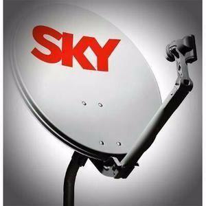 Instalador de antenas apontamentos sky, claro,oi