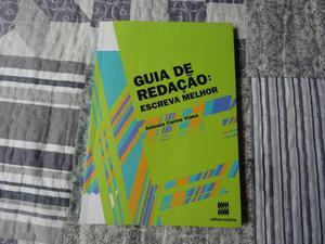 Livro: Guia de Redação