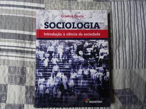 Livro: Sociologia - Introdução à Ciência da Sociedade
