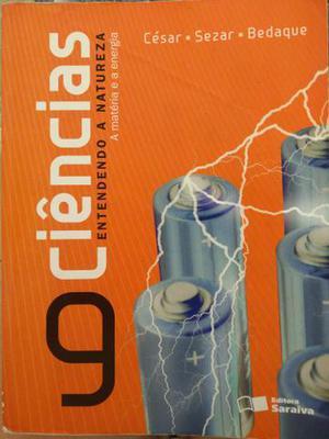 Livro didático de ciências do nono ano Entendendo a