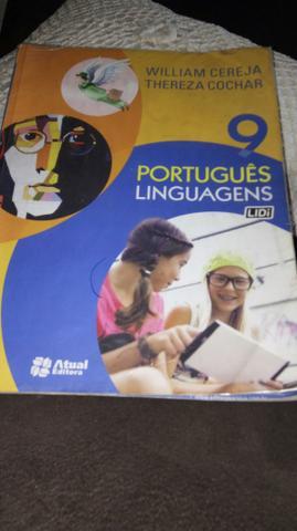 Livro portugues 9 ano