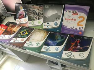 Livros 2°Ano EM Salesiano