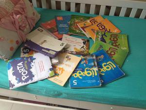 Livros 5º ano Marista Tag. Sul