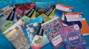 Livros Arariba 9 ano Sesi Coleção Usados em bom estado