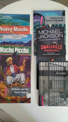 Livros Paradidáticos Literatura estrangeira
