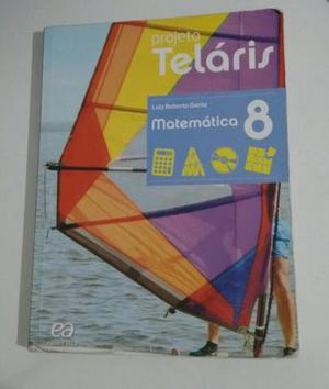 Livros Projeto Teláris 8° ano Edição  de Português