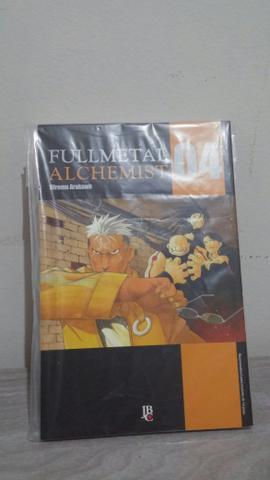 Mangá de Fullmetal Alchemist Vol. 04