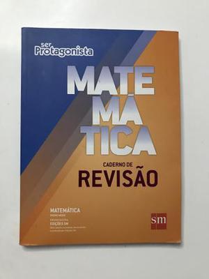 Matemática - Caderno de Revisão - Ser Protagonista