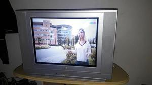 TV LG 21 polegadas tela plana cm controle
