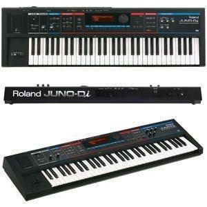 Teclado Sintetizador Roland Juno Di Digital + Pedal + Cabos