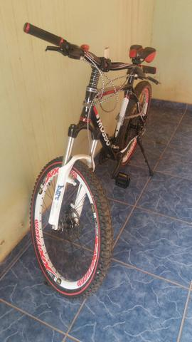 Vendo Bicicleta Top novíssima