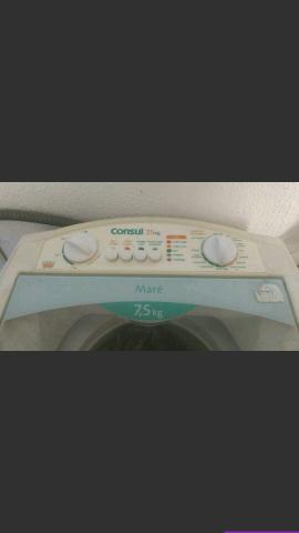 Vendo essa Máquina de lavar Cônsul de 10 kg