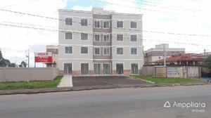 Apartamento residencial à venda, Centro, Quatro Barras -