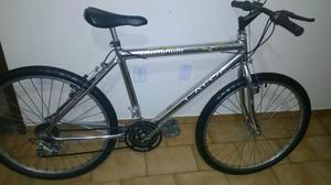 Bicicleta Caloi aro 26 cromada bem conservada