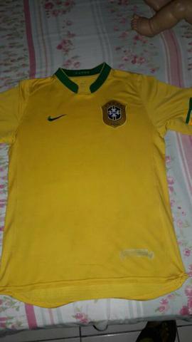 Camisa Nike Seleçao Brasileira