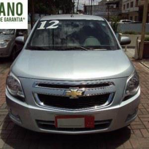 Chevrolet COBALT LT 1.4 8V FlexPower 4p 2012