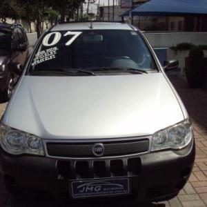 Fiat Strada Trekking 1.8 mpi Flex 8V CS 2007