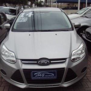 Ford Focus 1.6 S1.6 SE Flex 16v 5p Aut 2014