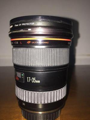 Lente Canon mm Serie L 2.8