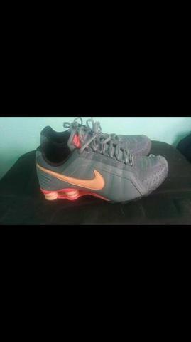Tenis Nike Shox Jr Feminino Original