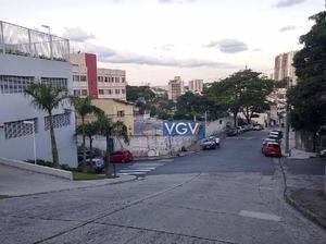 Terreno comercial à venda, Centro, Diadema.