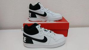 Tênis Nike Court Borough Mid - Novo (Original)
