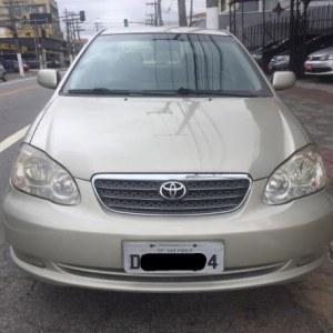 Toyota Corolla XLi 1.6 16V 110cv Aut. 2005