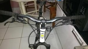 Vendo bike vikingx freio a disco hidráulico zap