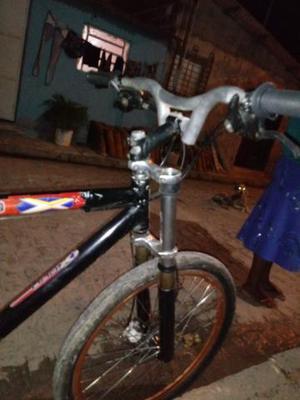 V/t esta linda bicicleta