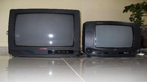 01 TV 20 pol marca First Line e 01 TV 14 pol marca LG